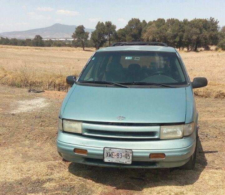 Recuperan en Atlangatepec vehículo con reporte de robo