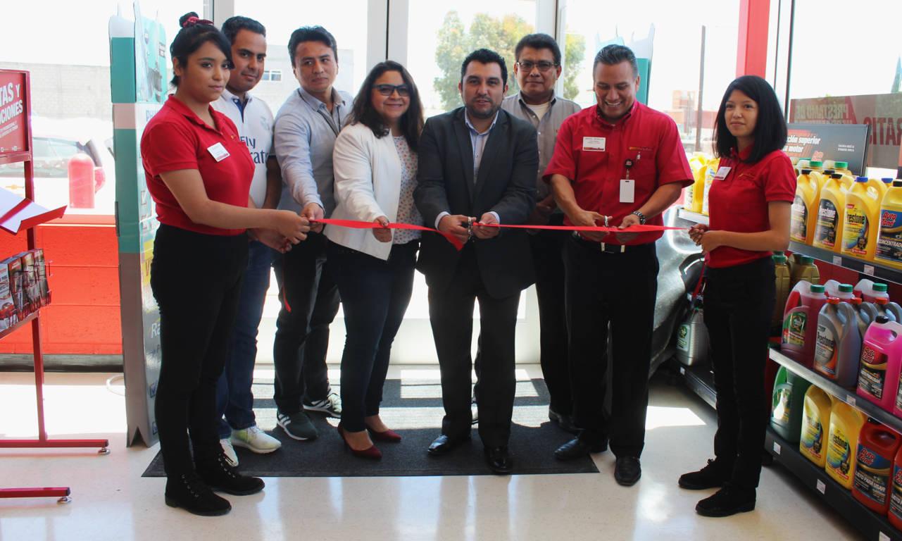 la apertura de más tiendas de autoservicio trae desarrollo a Calpulalpan: NGJ