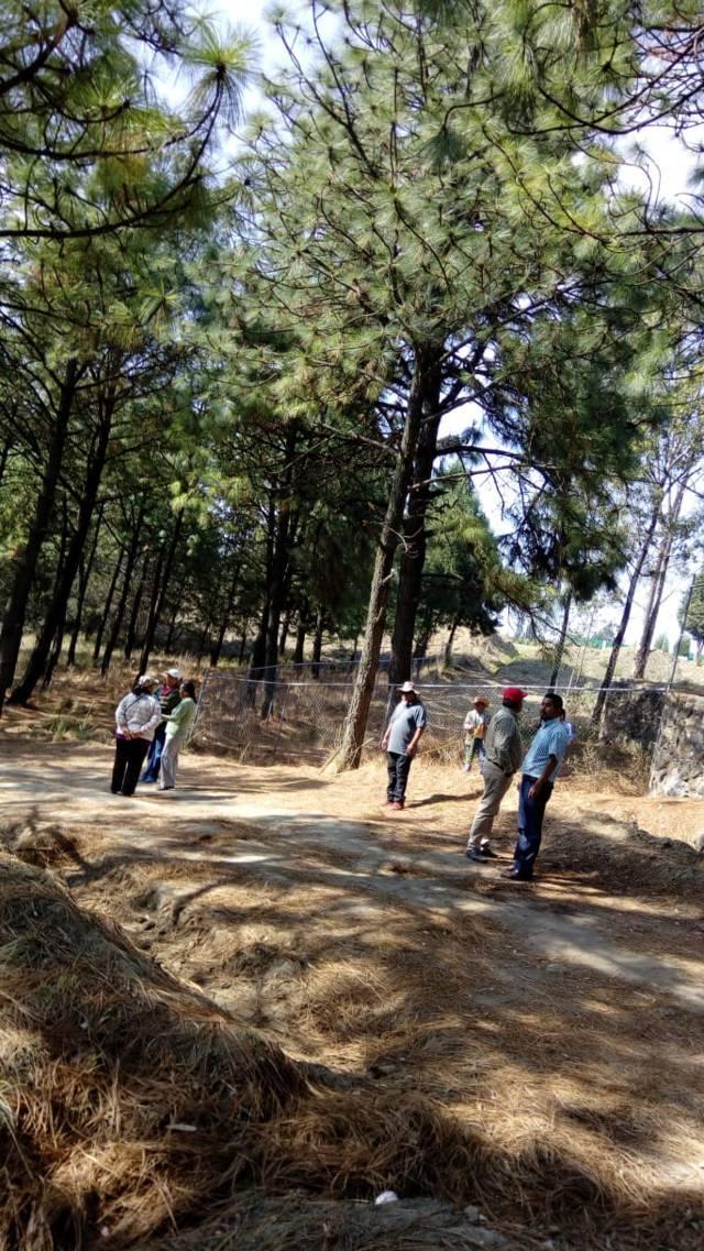 Vecinos de Tepetitla solicitan la aprobación de apertura de avenidas para obtener servicios básicos