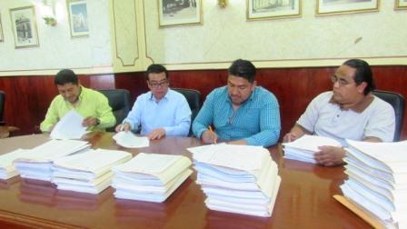 Validan registro de 29 candidatos a delegados en Tlaxcala