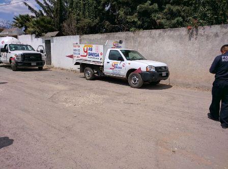 Recupera policía capitalina camioneta robada de la empresa