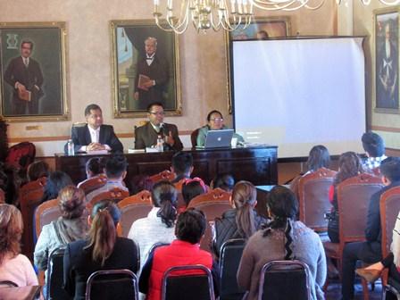 Intenso ciclo de conferencias sobre la Mujer lleva el Ayuntamiento