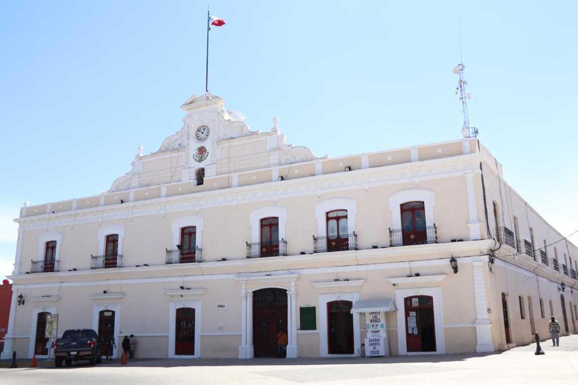 Grupo de ciudadanos huamantlecos embargan cuentas al gobierno de Huamantla
