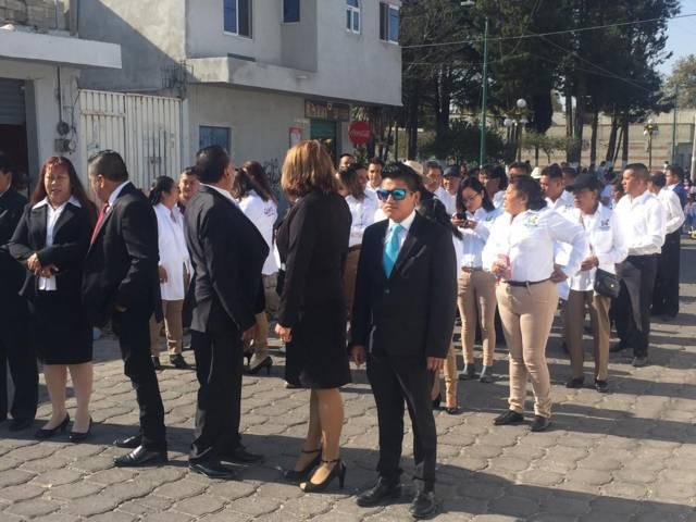 Ayuntamiento conmemora el 213 aniversario del natalicio de Benito Juárez