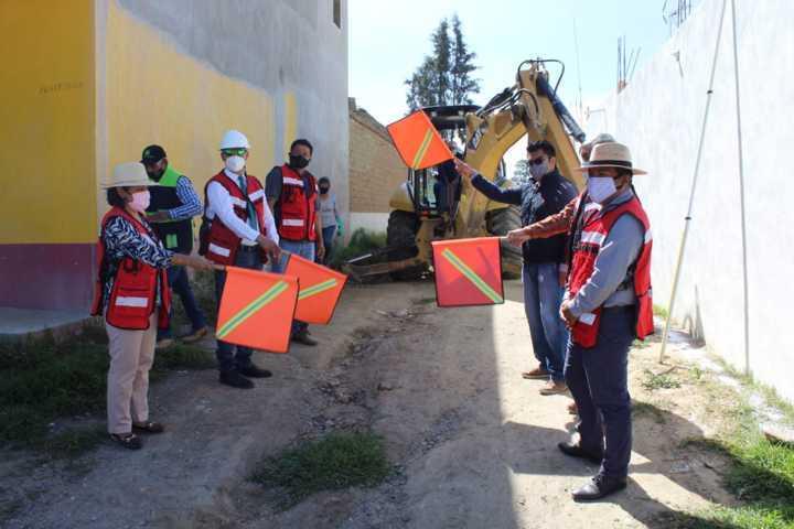 Xiloxoxtla refleja mejoramiento en la infraestructura municipal