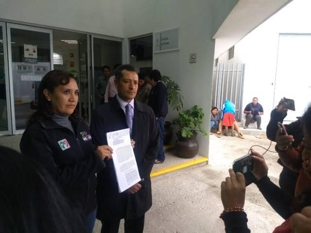 PRI denuncia por un video al Ayuntamiento de Apizaco