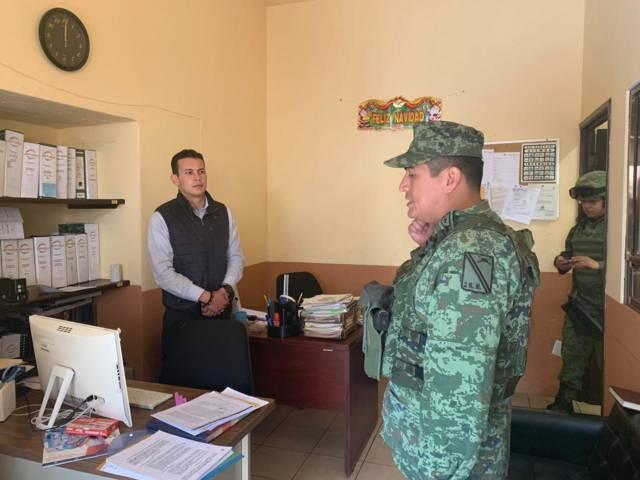 Da inicio Apetatitlán con expedición de cartillas del Servicio Militar Nacional