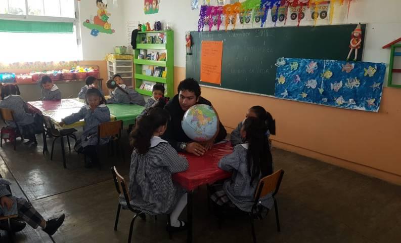 Imparten en Apetatitlán pláticas sobre el cuidado del agua