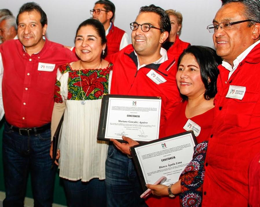 Blanca Águila del PRI podría ir a la cárcel por delitos electorales
