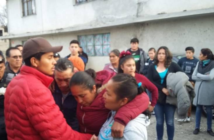 Al menos 4 lesionados deja festejo de la Virgen de Guadalupe en Hueyotlipan