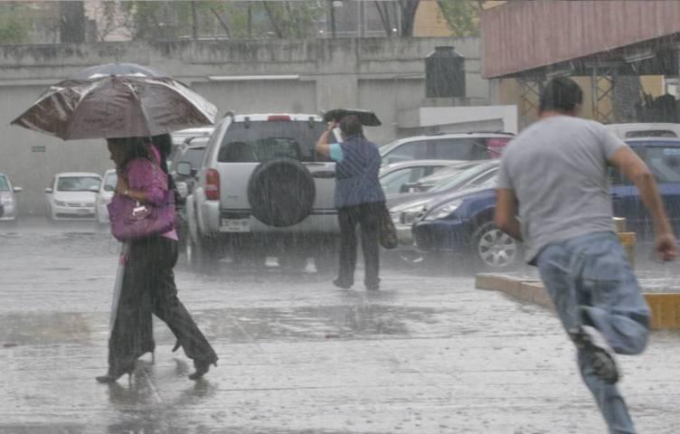 Se esperan lluvias muy fuertes para Tlaxcala el dia de hoy