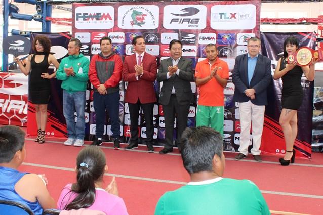 Desarrollan en Tlaxcala boxeo de alto nivel