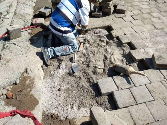 Ayuntamiento rehabilita vialidades afectadas por lluvias