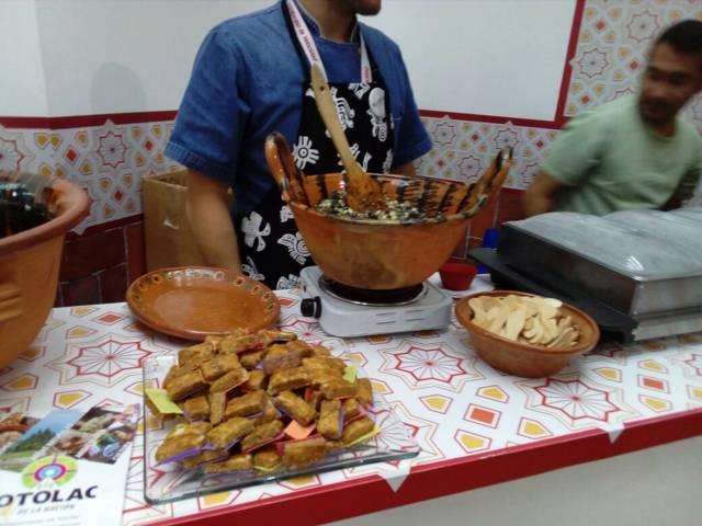 En este Tianguis Turístico Huamantla promociono su cultura, tradición e historia