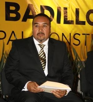 Alcalde Badillo Jaramillo presentó su gabinete municipal