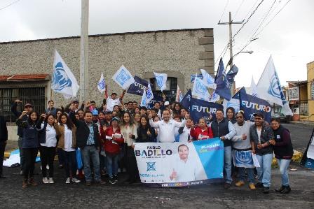 Impulsará Pablo Badillo Ley de Becas del Estado de Tlaxcala