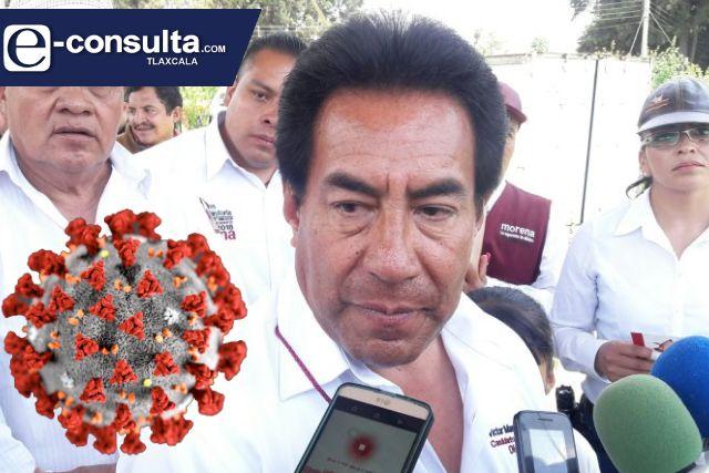 El diputado Víctor Báez estaría hospitalizado por Covid 19; se reporta estable