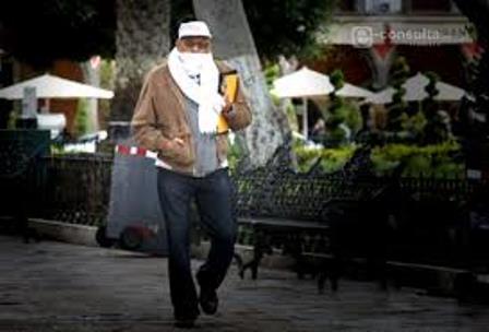 Bajas temperaturas y niebla se espera en Tlaxcala