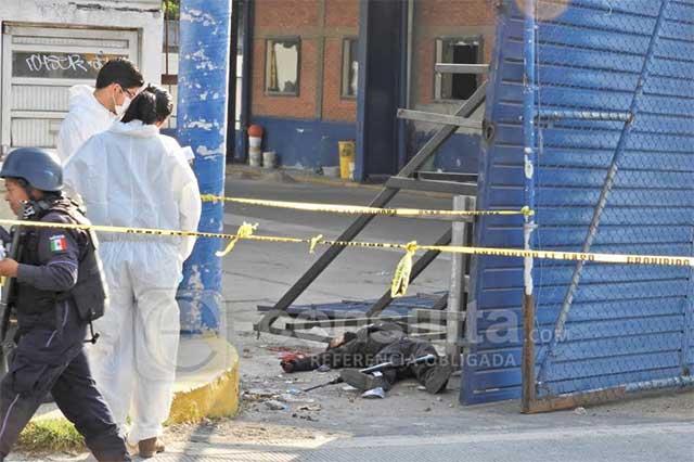 Un muerto en balacera en San Andrés Cholula