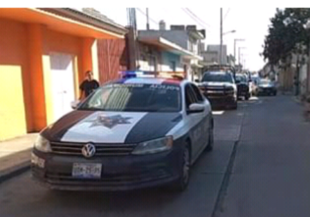 Lesionan a policía de Tepetitla que enfrentó a ladrones