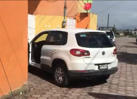 Desconocidos hieren a un hombre con arma de fuego en Tlaltelulco