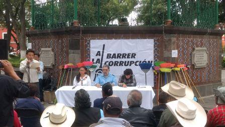 Surge en Tlaxcala movimiento