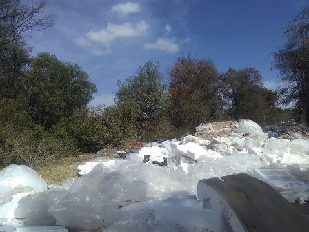 Principal concesionaria de Coppel contamina zonas de Tlaxcala