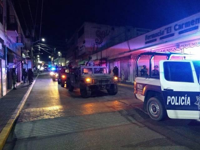 Intensifica Policía Municipal de Zacatelco Operativos de Seguridad