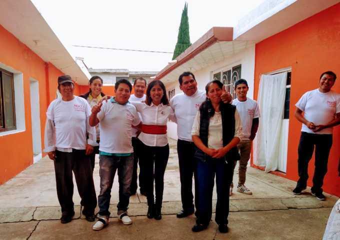 María Félix en el Congreso presentara propuesta en materia de Ecología