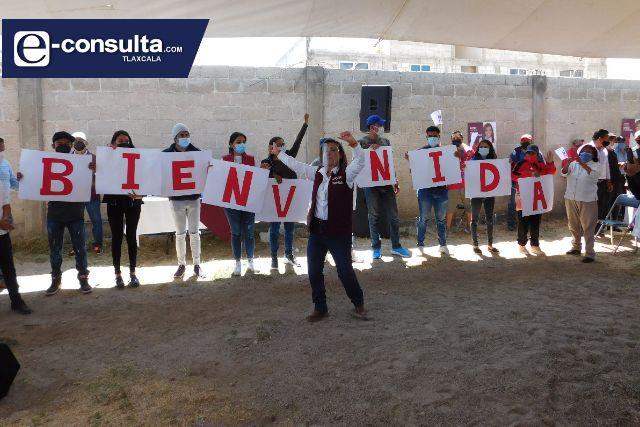 Somos los guerreros de Lorena: reciben a LCC en Teolocholco