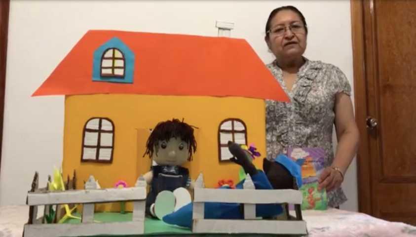 Implementa DIF Xicohtzinco programa de atención #EnCasa
