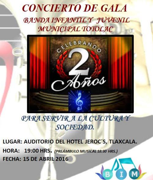 BIM Totolac celebrará segundo aniversario en Tlaxcala
