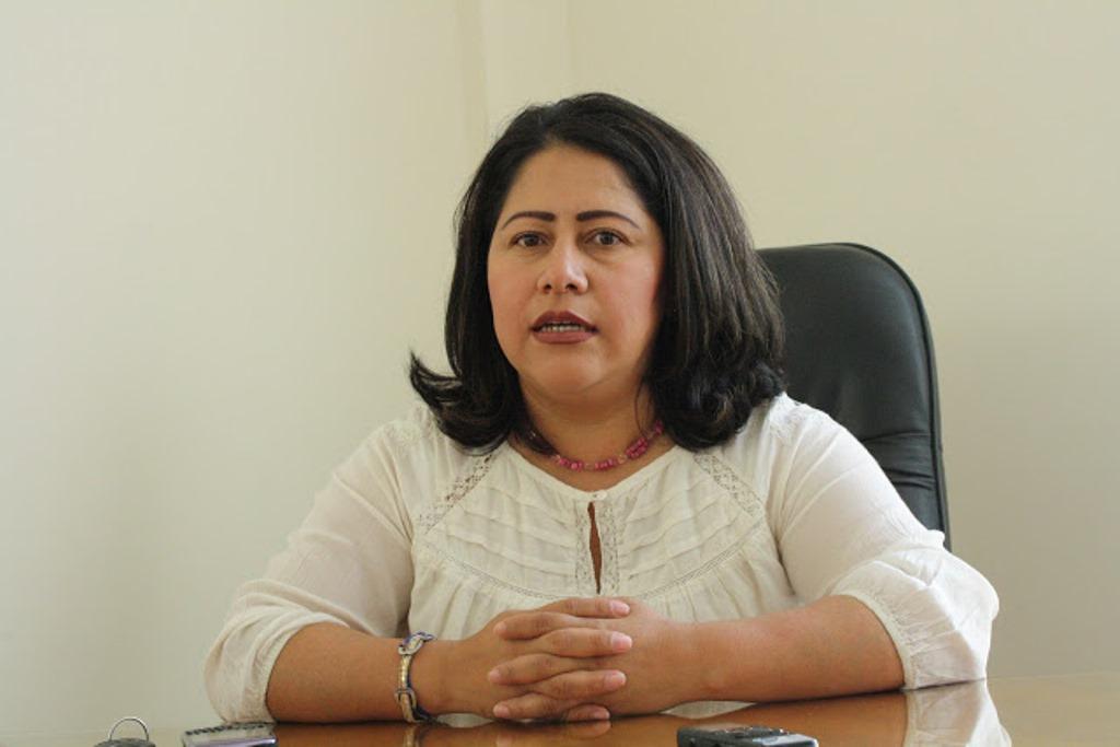 Blanca Águila basculea a agremiados del Sntsa por ir en tercer lugar