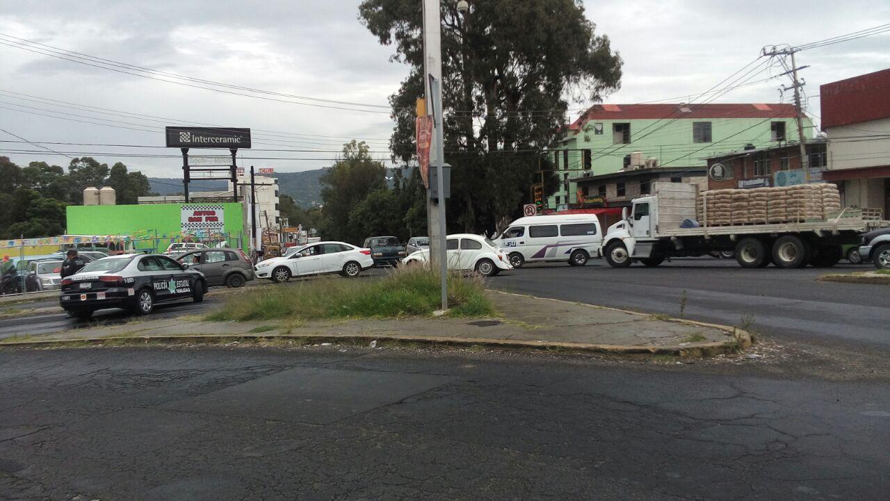 Protestas de transportistas paralizan la capital; exigen justicia