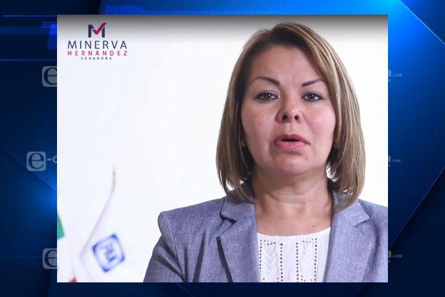 Urgente asignar presupuesto a programas sociales: Minerva Hernández