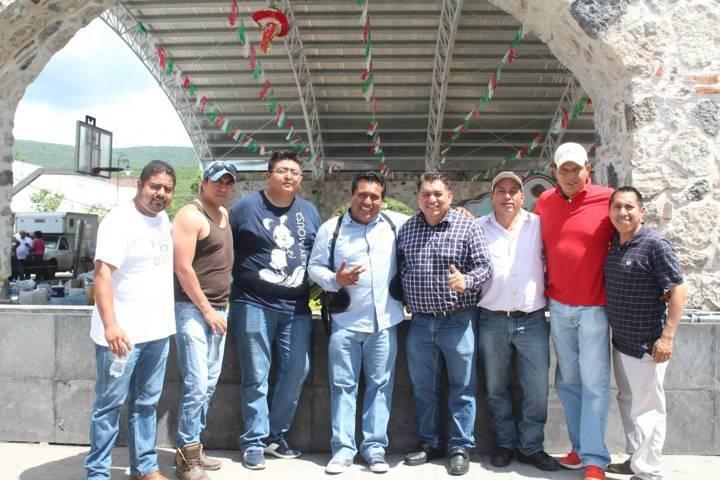 Envió Apetatitlán 5 toneladas de ayuda a damnificados de Tlaquiltenango