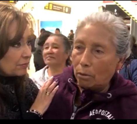 Apoya Lorena Cuéllar a tlaxcaltecas para obtener su visa