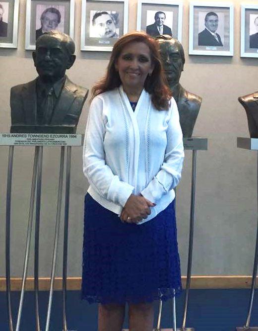Lorena Cuéllar actúa en favor de la salud en Parlamento Latinoamericano y Caribeño