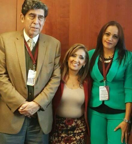 Lorena Cuéllar sigue en la lucha contra la insuficiencia renal