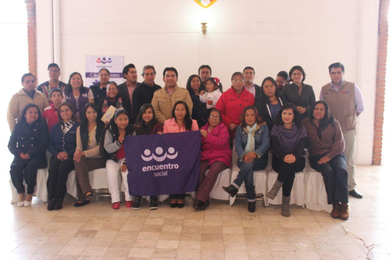 Encuentro Social es el primer partido en crear un Observatorio de participación política de la mujer