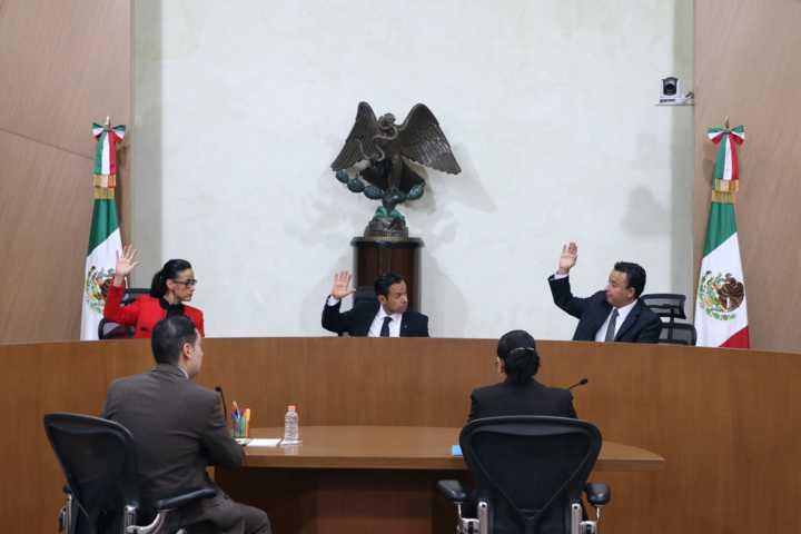 Dejan sin efectos el Congreso Político Distrital del PEST en el Distrito Local XIV