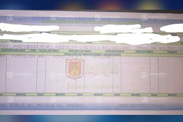 Secretario de Salud desaparece bono; millonario fraude en la SESA