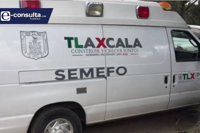 Sujeto muere sentado en Zacatelco; se presume congestión alcohólica