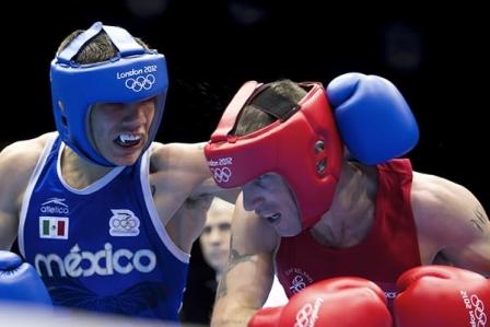 Por pleito entre autoridades suspenden de olimpiada de box