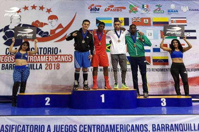 Celebra Luis Antonio Herrera clasificación de 11 pugilistas a Barranquilla