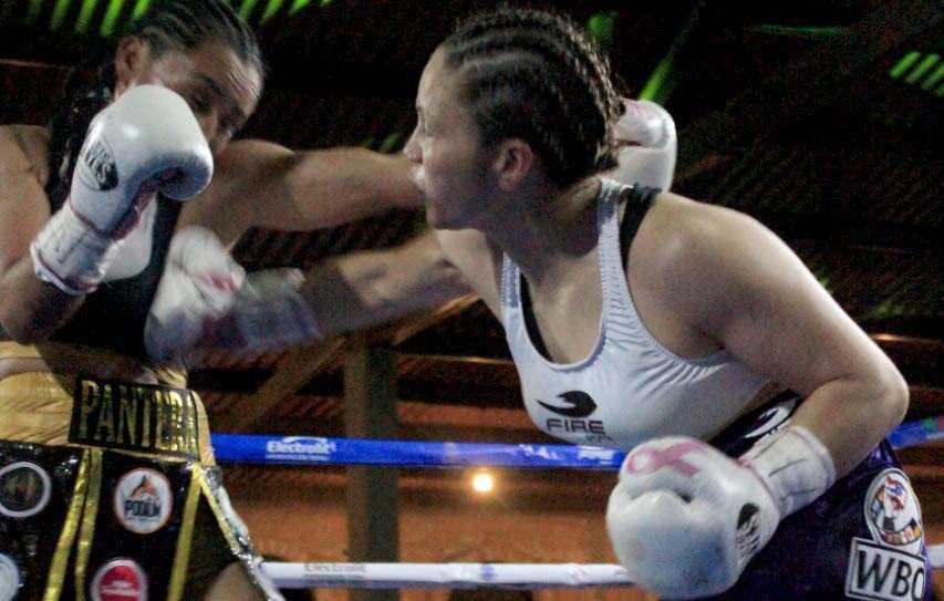 Celebra Tlaxcala nuevo título de campeona de boxeo