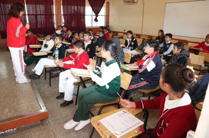 Participan mil 389 alumnos en la Olimpiada Mexicana de Matemáticas