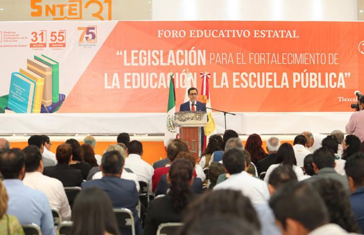Habrá sincronización armoniosa con las nuevas políticas educativas: SEPE