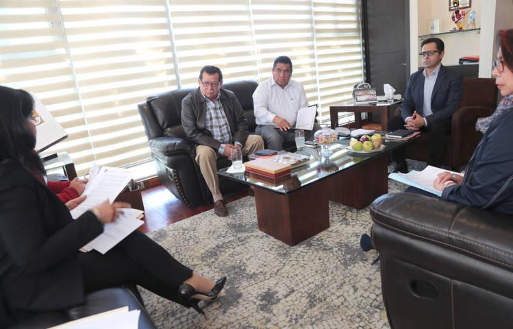 Con reuniones permanentes de trabajo SEPE y SNTE fortalecen relación institucional