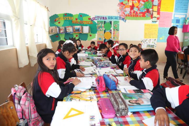 Atenderán escuelas medidas preventivas ante calidad del aire no aceptable: SEPE
